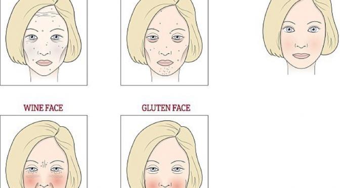 Maisto produktai veikia odos senėjimą